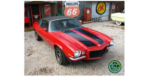 1970 Z28 use