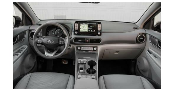2019 Hyundai Kona EV 2