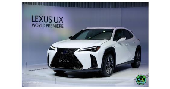 2019 Lexus UX 1