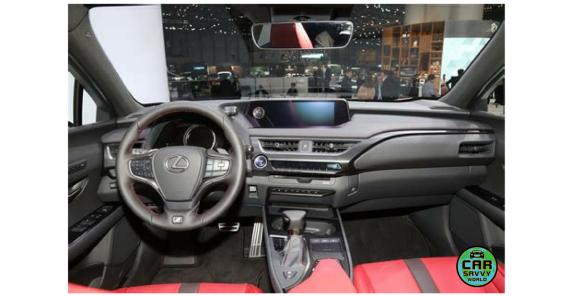 2019 Lexus UX 2